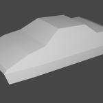 第5回:3DCGモデリングの基礎〜クルマのモデリング<前編>〜