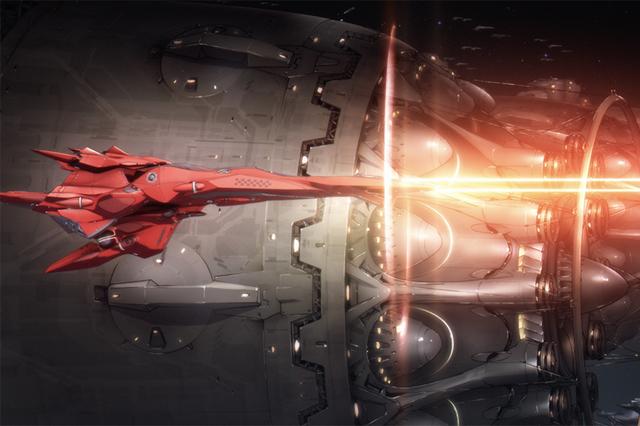 『銀河英雄伝説 Die Neue These 星乱』上映記念! 艦隊戦を緻密に美しく描くCGのこだわりを語る~前篇~