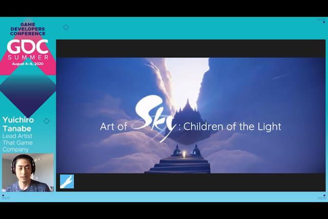 『Sky 星を紡ぐ子どもたち』のアートワークはこうして生まれた~GDC Summerレポート(1)