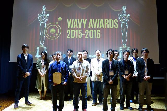 Wavy Awards 2015-2016の最優秀賞は『アリスボルト』 神風動画・水崎淳平氏とYAMATOWORKS・森田修平氏が自身の20年前を回顧