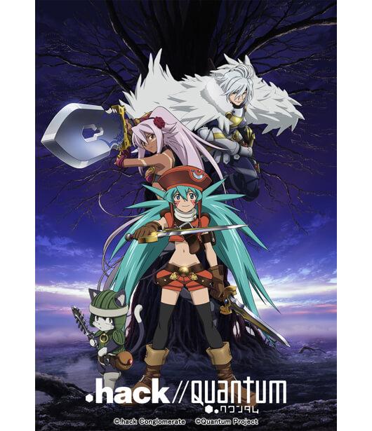 OVA『.hack//Quantum』メイキング_01