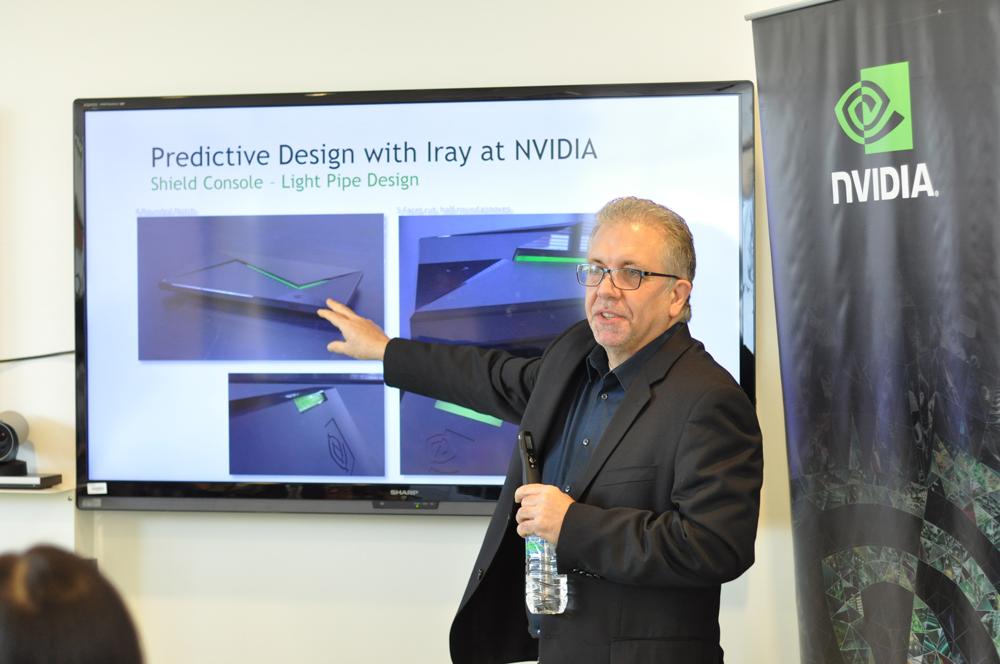 物理ベースレンダリングの高速処理が開くビジュアライゼーションの未来 NVIDIA『Iray』説明会レポート