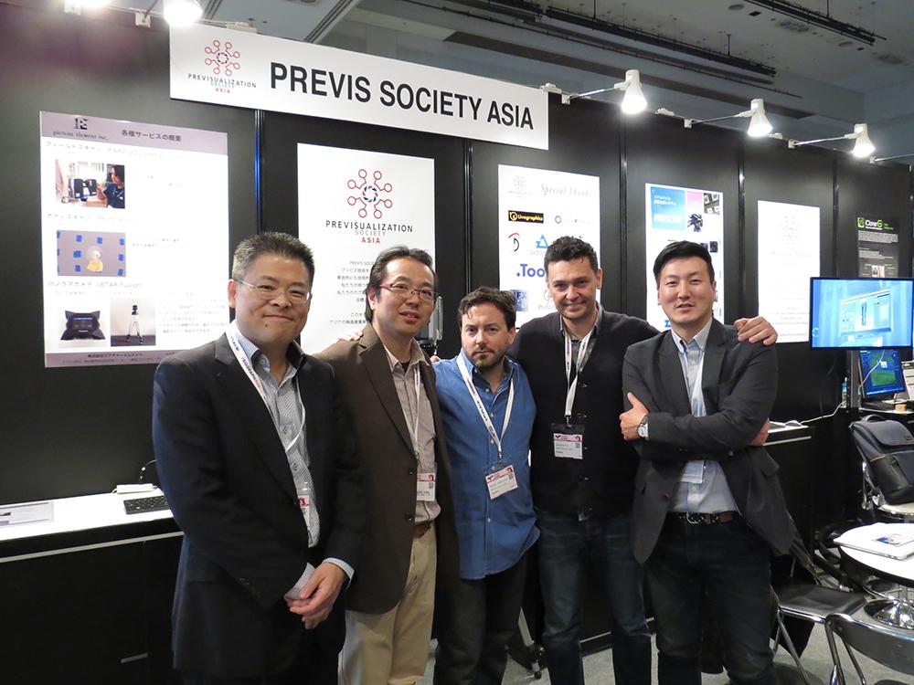 国を越え、アジア全域でプリビズの振興に取り組む。「PREVIS SOCIETY ASIA」シンポジウム