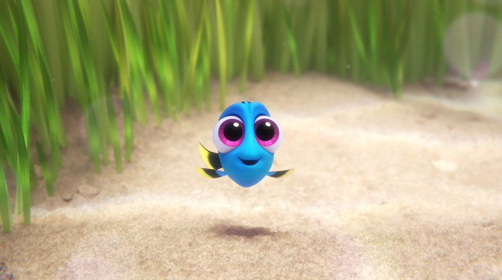 "SIGGRAPH 2016|Under the Sea -- The Making of ""Finding Dory"""