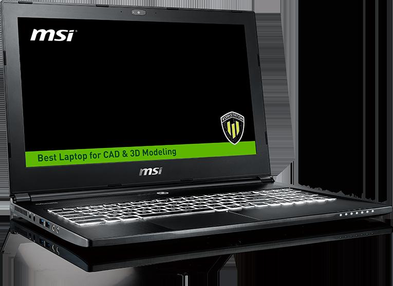 MSI WS60 6QH-081JP