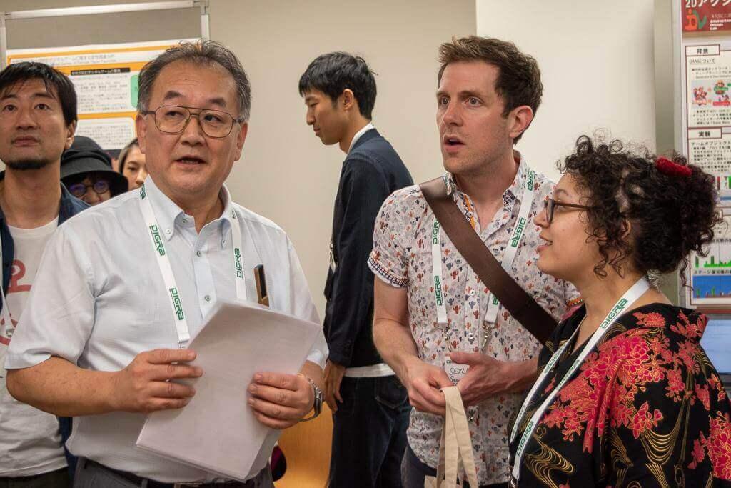 プレイヤーの振る舞いを研究し、ゲームデザインに活かす~遠藤雅伸氏・博士号取得記念インタビュー