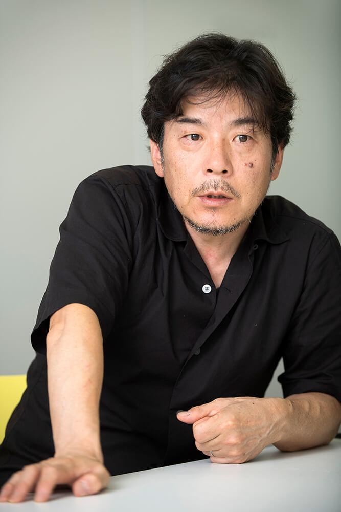 上杉裕世/Yusei Uesugi