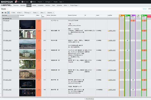 オムニバス・ジャパンのプロジェクトを支える、制作管理の仕事に迫る