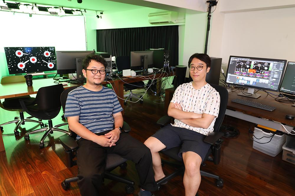 リアルタイムCGコンテンツに特化した ユニット「Sync」を結成! ブルーオーシャンで力を発揮したいデザイナー&エンジニアを大募集