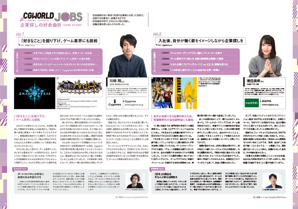 「CGWORLD Entry Vol.19」