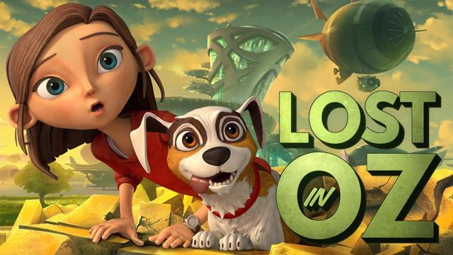 Amazonプライム・ビデオシリーズ『Lost in Oz』。ポリゴン・ピクチュアズがアニメーション制作を担当