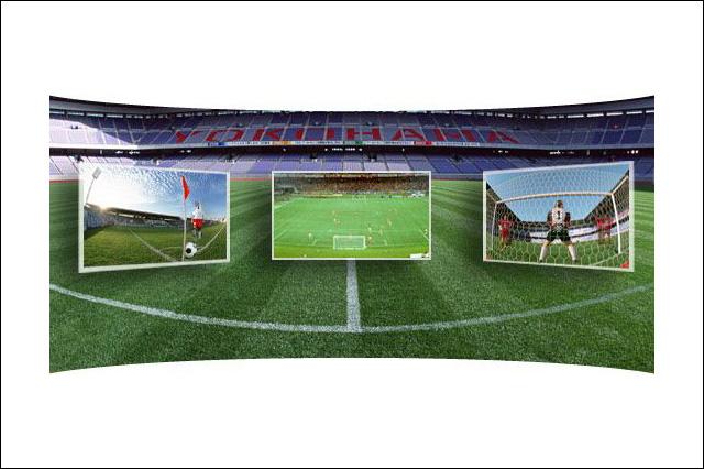4K・ライブストリーミング配信に対応、浮かぶ巨大仮想スクリーンでマルチビュー視聴できる360度VRアプリ「パノミル」の新機能を公開(ピクセラ)