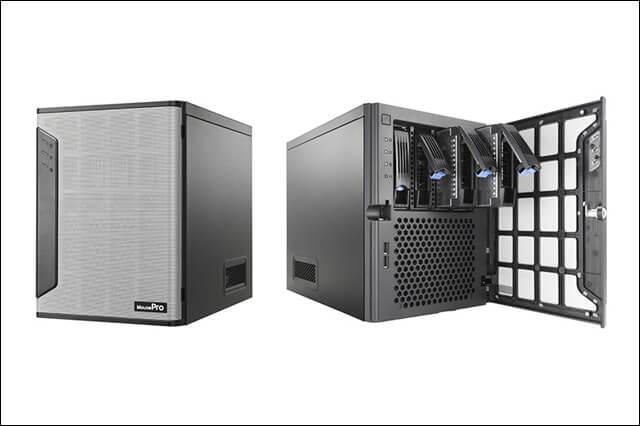 Windows Server 2016 Standard搭載小型サーバー「SV230STシリーズ」販売開始(マウスコンピューター)
