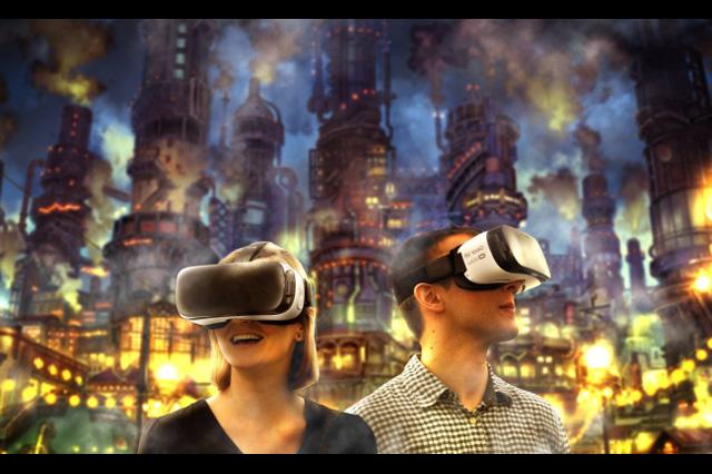 Lenovo Mirage Soloを採用した「移動式VR映画館」が誕生、第一弾コンテンツは『えんとつ町のプペル』(Zero-Ten、Moonshot)