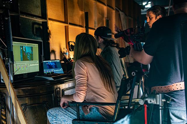 『エルム街の悪夢3』のリメイク版、編集とカラーグレーディングにDaVinci Resolveを使用(ブラックマジックデザイン)