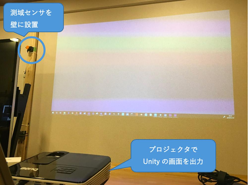 Unityでつくるインタラクティブコンテンツ
